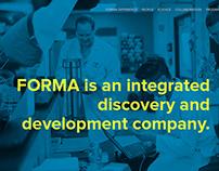 FORMA Website