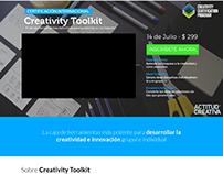 Diseño y desarrollo de Landing Page Curso Online