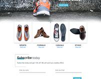 Shoe website men category