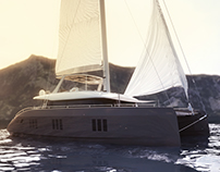 Sunreef New Yachts Line