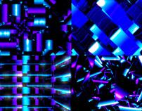 Cyber Crystal - VJ Loop Pack (5in1)