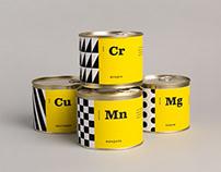 Metals CuMgCrMn