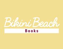Bikini Beach Books Website Design