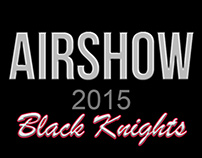 2015 Australian Airshow - RSAF Black Knights