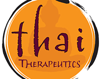 Thai Therapeutics Branding + Collateral