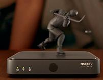 SaskTel MaxTV Stream Mystery Box