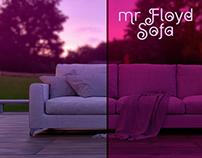 Mr Floyd Sofa