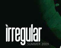 Irregular Magazine Design