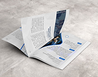 magazine & motion for Freelife Company