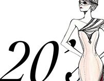20's - Fashion Illustration