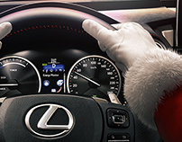 Toyota&Lexus Christmas Campaign 2015