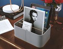 Storage Box Product Visualization