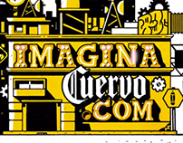 Imagina Cuervo - More facts less talk.
