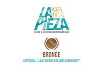 Bronce La Pieza UDD 2016