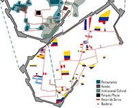Taller Cartagena - Semana Urbana: Deriva y Mapeo