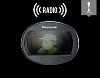Cámaras de seguridad Panasonic, Radio