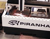 Piranha Plasma Table- Video