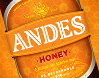 Andes • Honey Beer