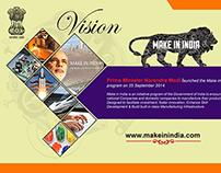 MP Pavilion IITF 2015 Branding by Designer Deepak Singh