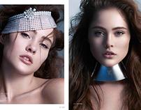 Editorial for Glint Magazine