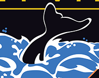 Inlet View Orcas Logo