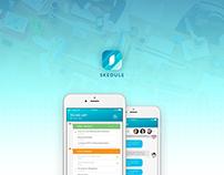 Skedule Mobile App
