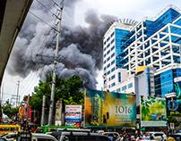 Pożar w mieście, Hell in the city