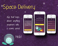 UX/UI for Delivery App
