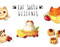 Cat Desserts