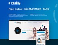 e-Reality, l'implant connecté.