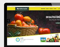 Özkuruşlar - Responsive Web Design - UX / UI