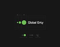 Global Erty Rebranding