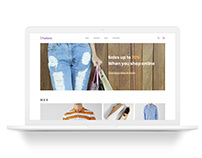 i Fashion website