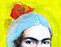 Frida Kahlo • Portrait