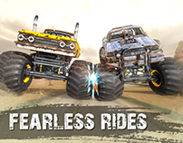 Fearless Rides