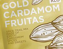 Packaging - Gold Cardamom