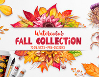 The Watercolor Fall Collection