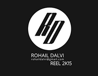 Show Reel 2K15