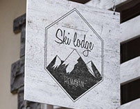 Branding for Ski Lodge Hemavan