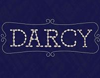 Typeface - Darcy