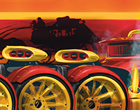 Wells Fargo Stagecoach