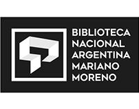 Concurso rediseño de identidad Biblioteca Nacional