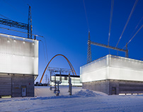 Finnish Architecture - Power Station by Parviainen Arc.