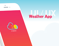 Weather App UI/UX