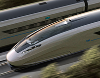 DRAKON High Speed Train