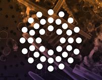 Нано-композитные трековые мембраны. Логотип и сайт