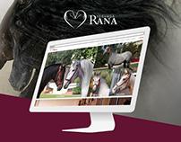 Yeguada Rana, allevamento di cavalli di razza