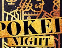 Poker Flyer Template
