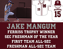 Mississippi State Baseball 2016 Postseason Honors