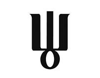 Graphics of Ukrainian language. Font RUTENIA
